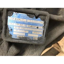 cutie de viteze manuala zf 16s2221TD 16.41-1.00
