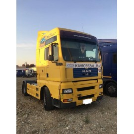 MAN TGA 510 MANUAL CU INTARDER