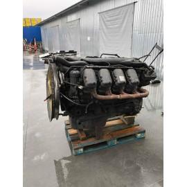 motor scania v8 R500 euro5