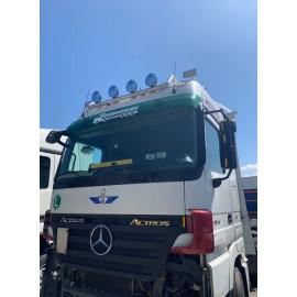 cabina mercedes actros euro5